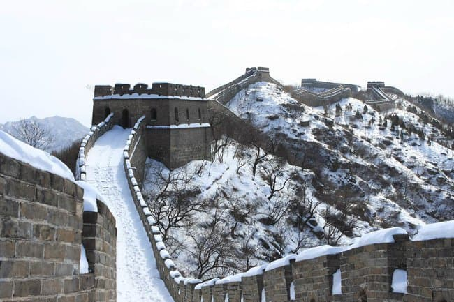great-wall-of-china-during-winter