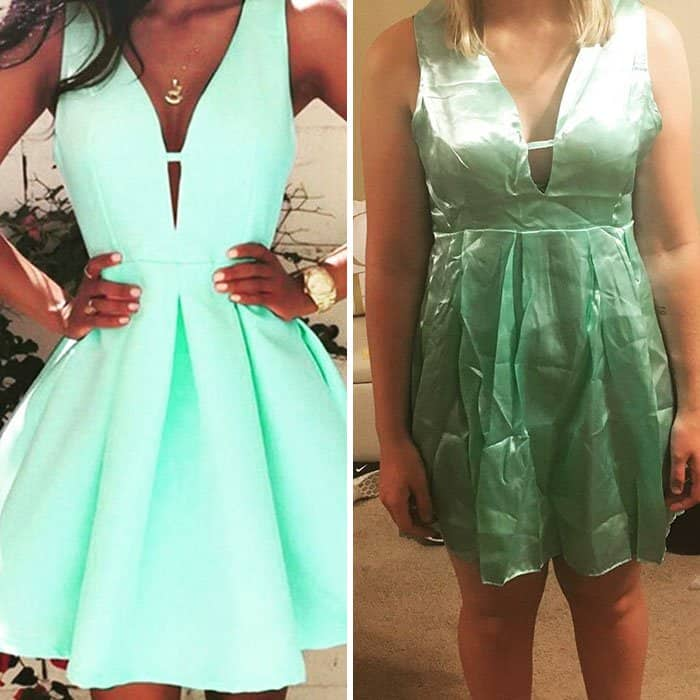 green-dress-fail-upset-online-shoppers