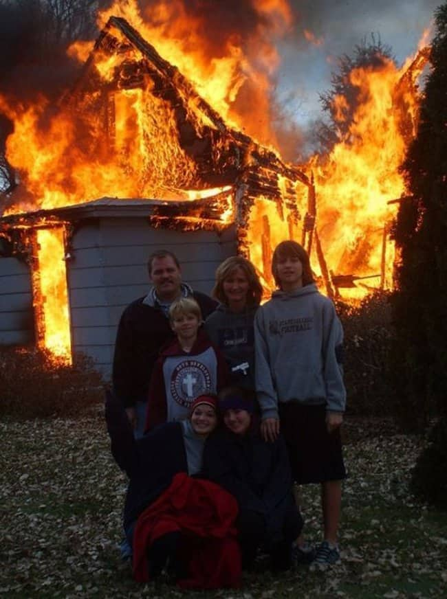 hilarious family photos
