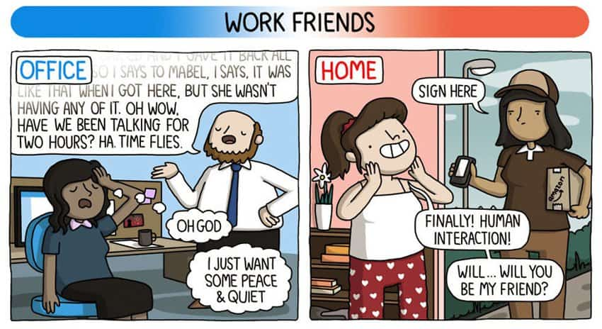 human-interaction-home-based-job-vs-office-based-job
