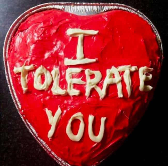 i-tolerate-you-cake-for-husband-funny-romantic-gestures