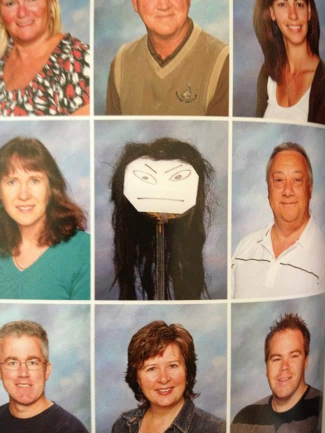 improvised-photo-of-a-teacher-in-yearbook