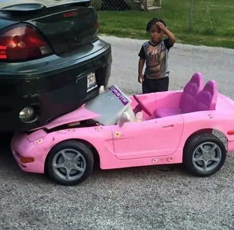 kid-car-crashing-to-a-real-car-weird-behaviors