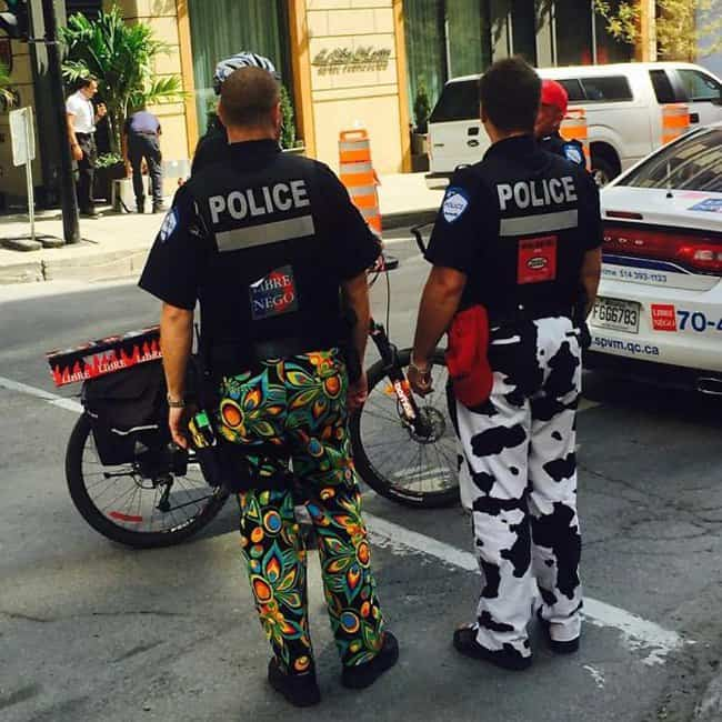 labor-dispute-crazy-pants-police-humor