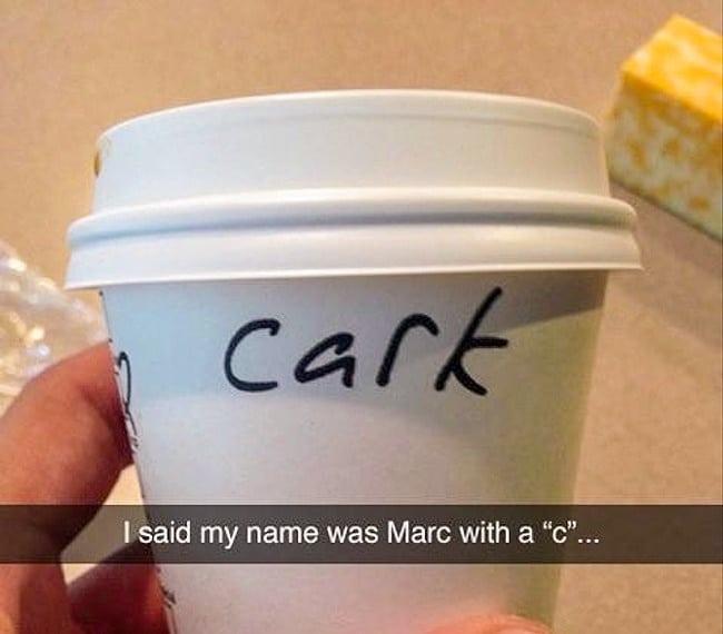 Misspelled Names