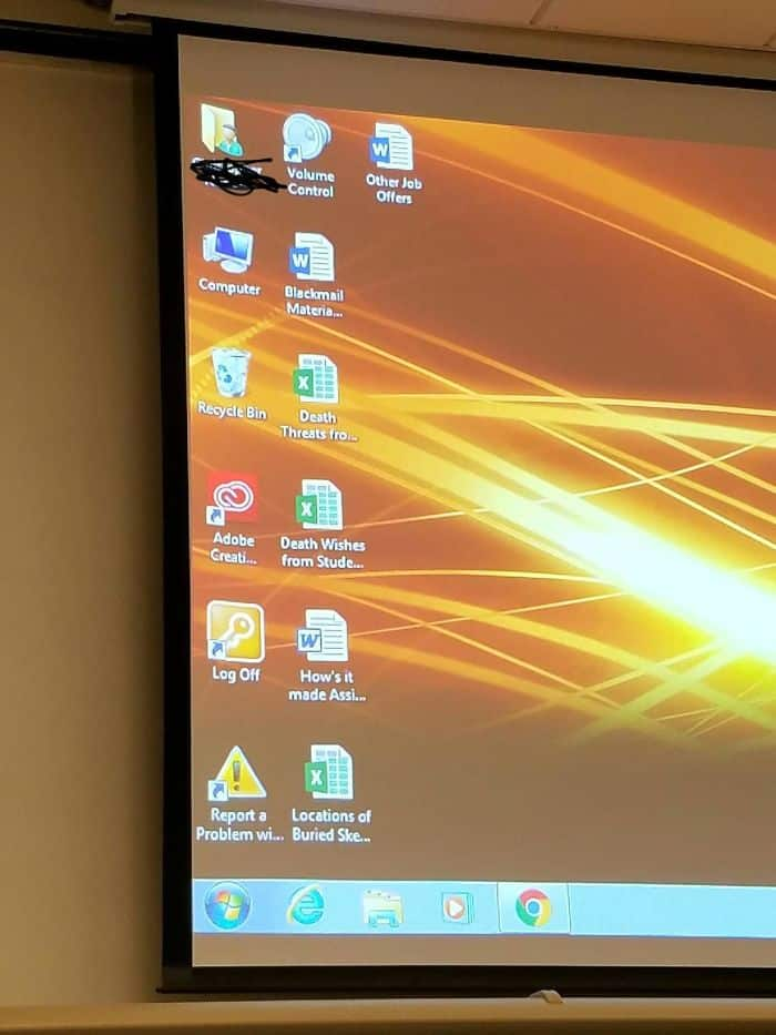 professor-desktop-security-before-final-exam-teachers-trolling-students