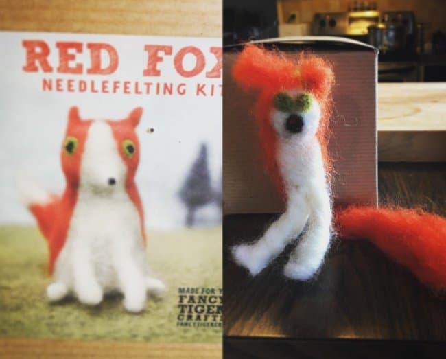 red-fox-needlefelting-kit