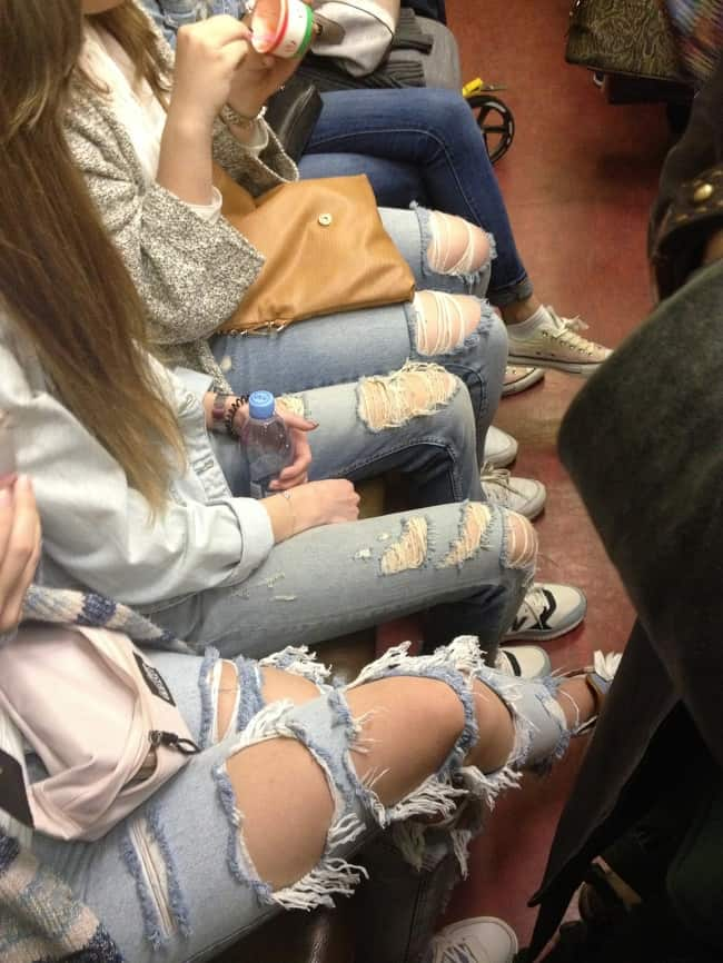 ripped-jeans-on-different-levels-crazy-fashion-trends