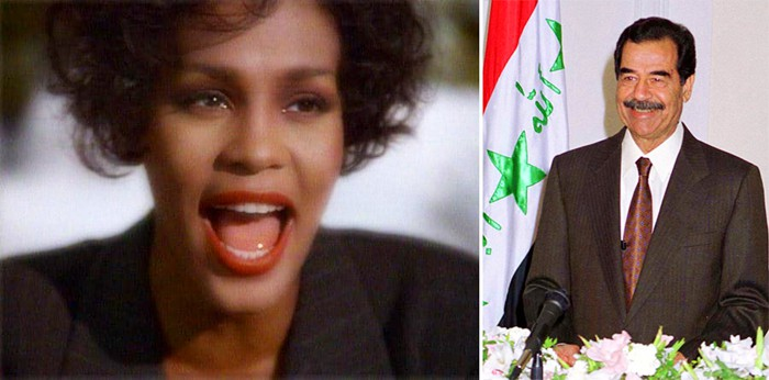 saddam-hussein-campaign-song-whitney-houston-rarely-known-facts-pop-stars
