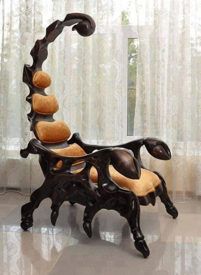 scorpion-chair
