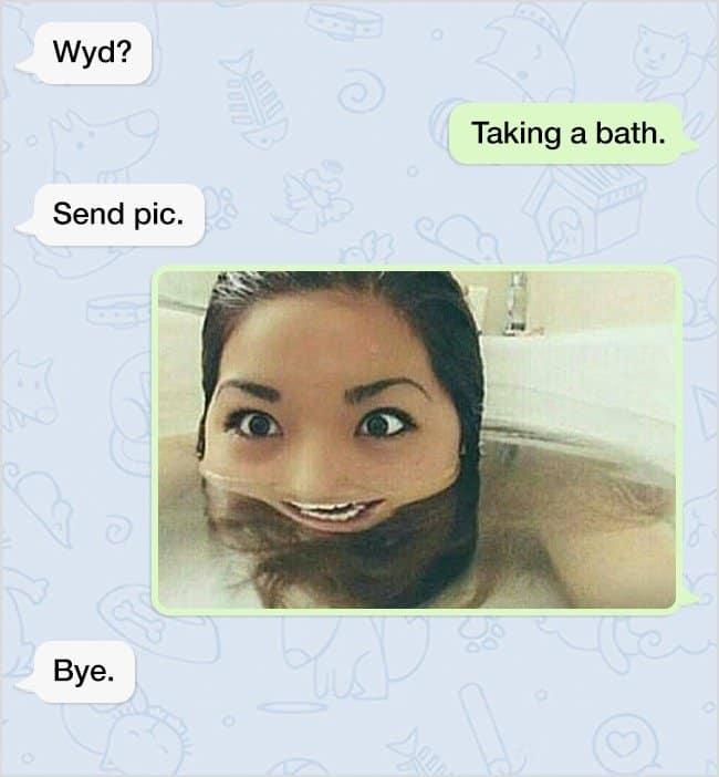 sending-pic-while-taking-a-bath-hopeless-romantics