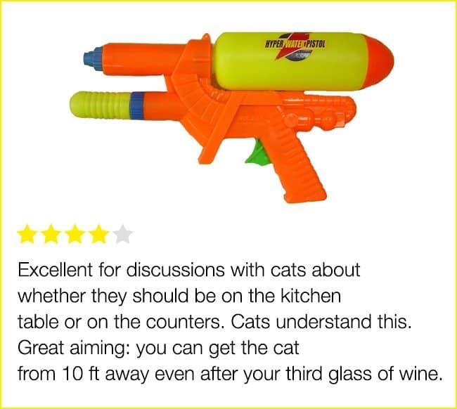 squirt-gun