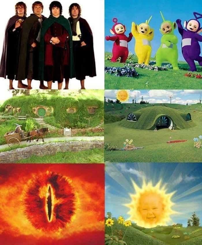teletubbies-hobbits-similarities-mind-blowing-photos