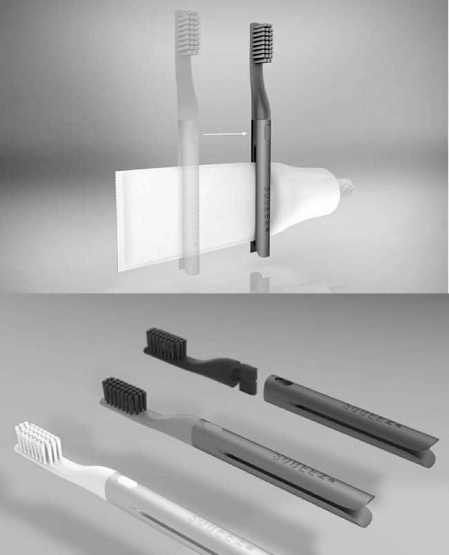 toothbrush-with-tube-squeezer-brilliant-designers