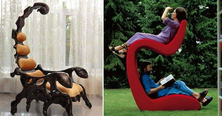 unique furniture designs