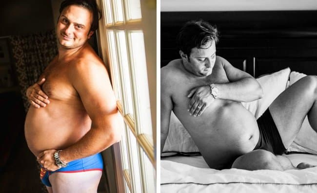wife-too-shy-for-a-maternity-shoot-hilarious-husbands