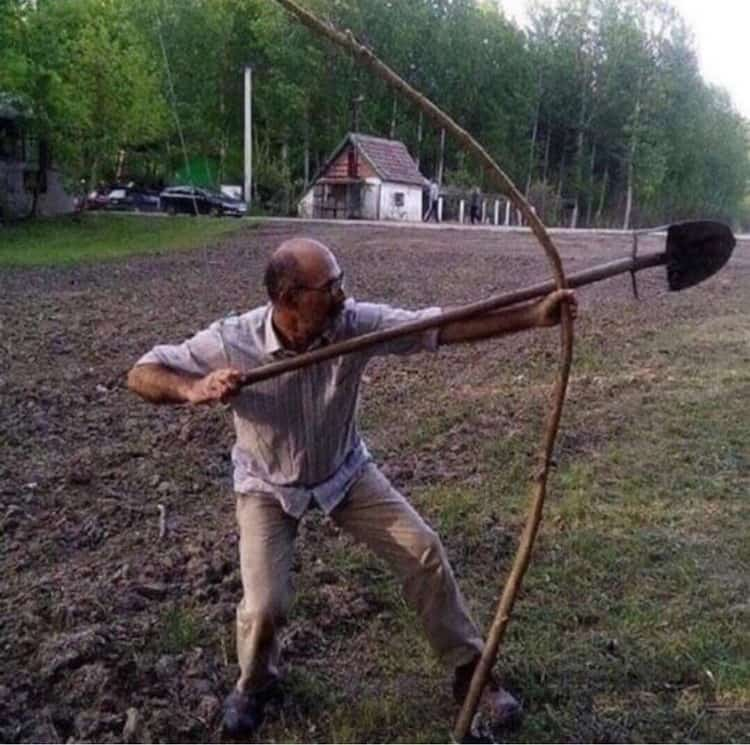 bow-and-shovel-arrow-nonsensical-photos