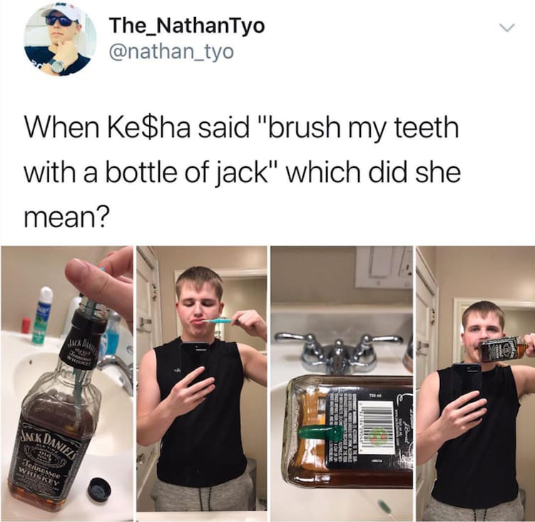brush-teeth-with-a-bottle-of-jack-bizarre-things