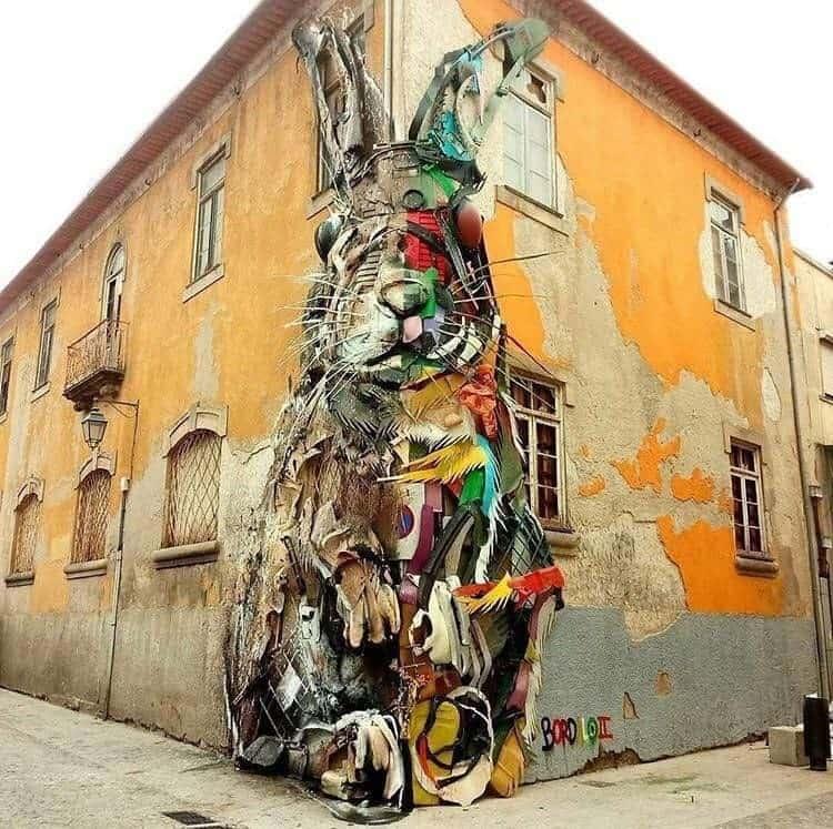 bunny-art-building-corner-psychedelic-images