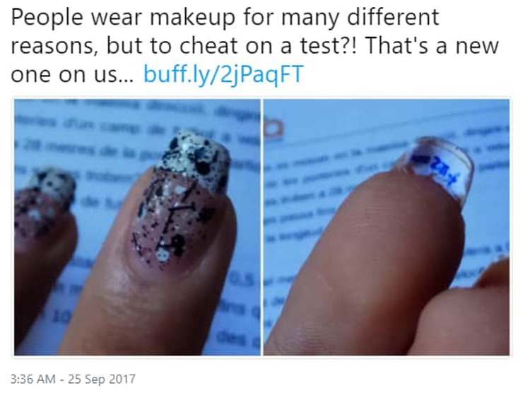 cheating-on-test-with-nails-photographic-evidence
