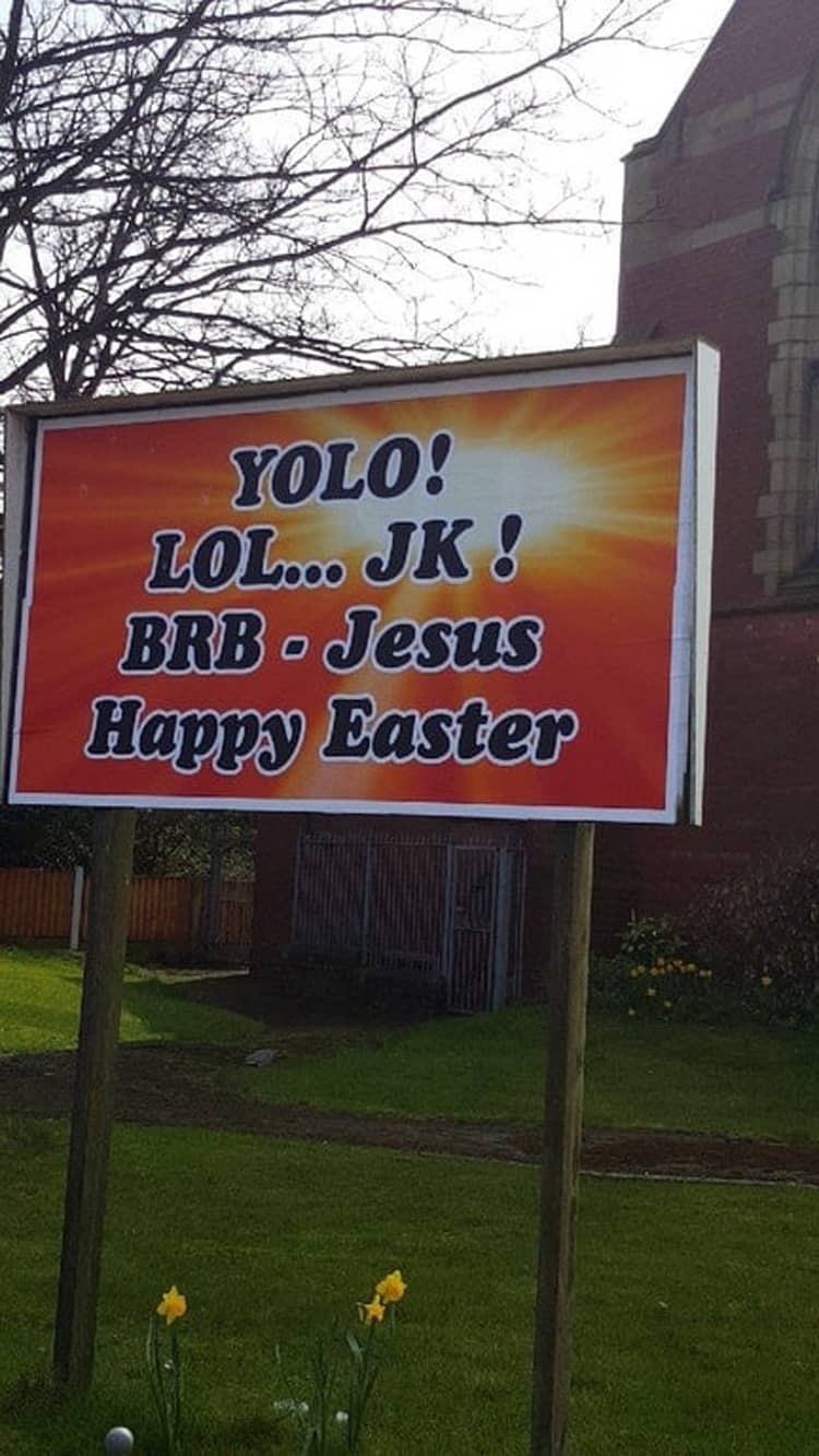 church-easter-sign-trying-to-get-hip-cringeworthy-pics