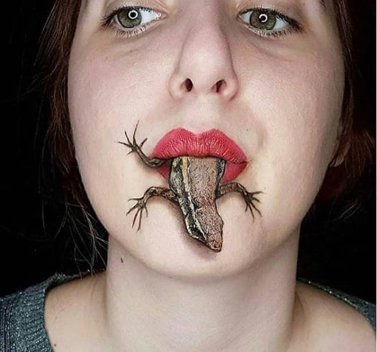 makeup-art-lizard-mouth-outrageous-photos