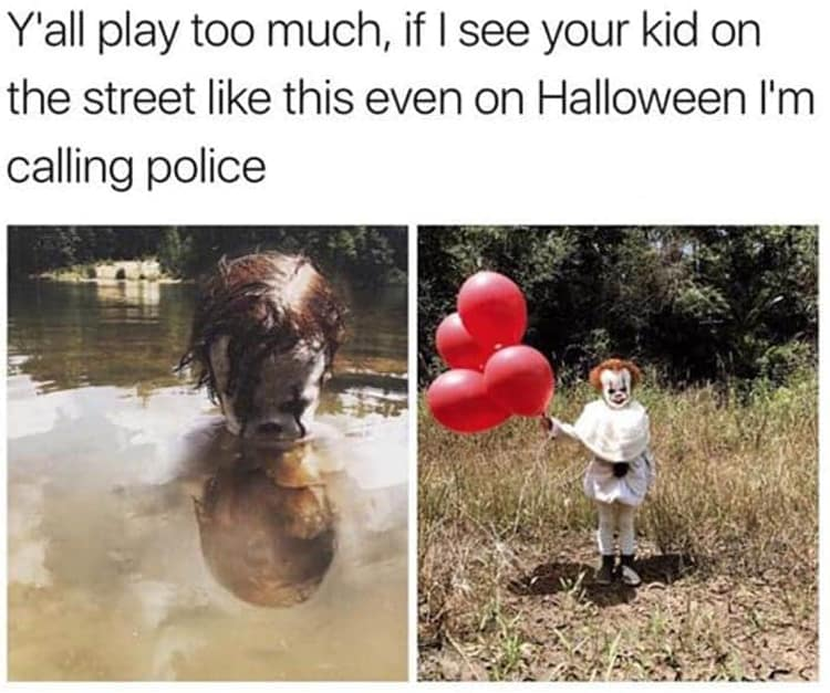 pennywise-kid-creepy-pictures