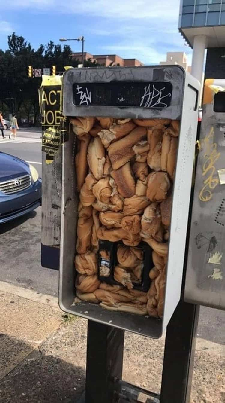 phone-booth-filled-with-carbs-hilarious-diet-fails