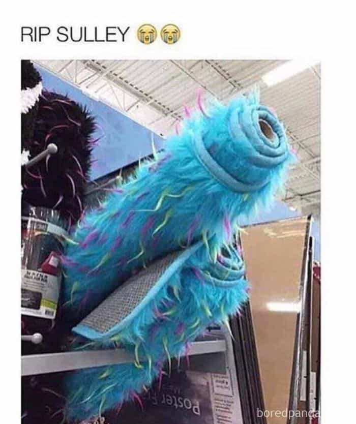 sulley-becomes-floor-carpet-hilarious-disney-jokes