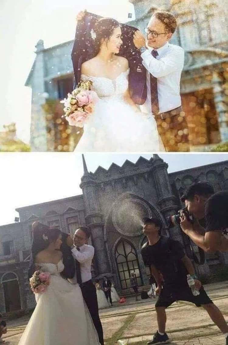 wedding-rainshower-effect-uncanny-people