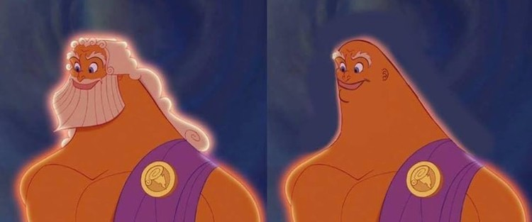 zeus-disney-without-hair-beard-hilarious-side-of-internet