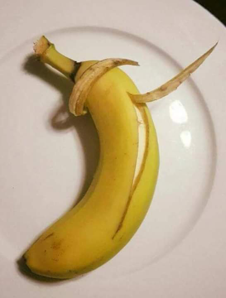 banana dabbing ridiculously funny pics