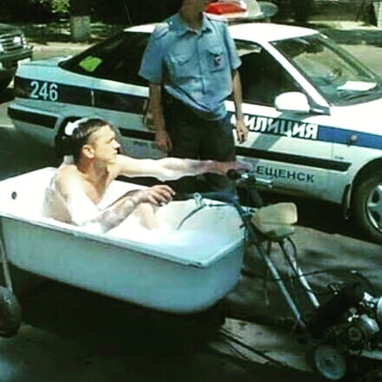 bath-tub-bike-ridiculously-funny-pics