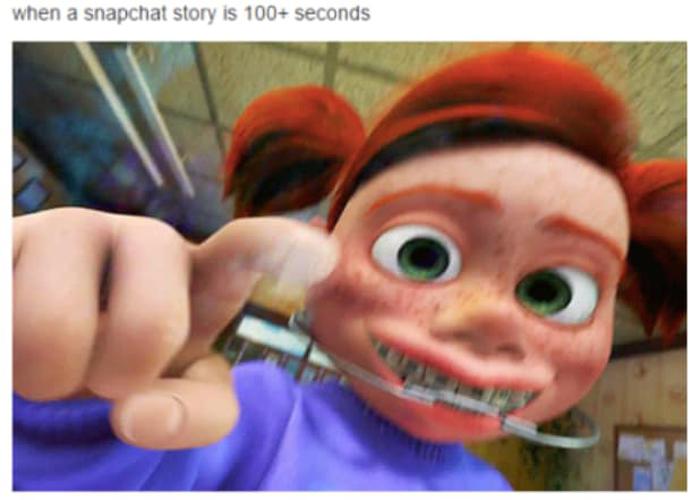 long-snapchat-story-social-media-struggles