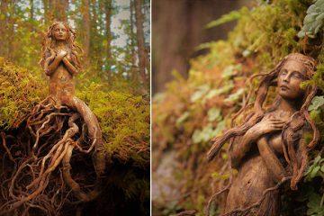Debra Bernier sculptures