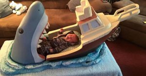 baby jaws bed