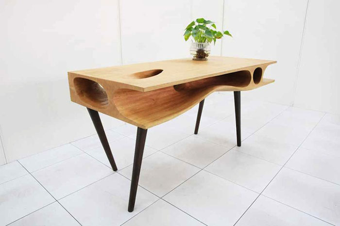 cat table design