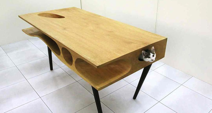 catable cat table