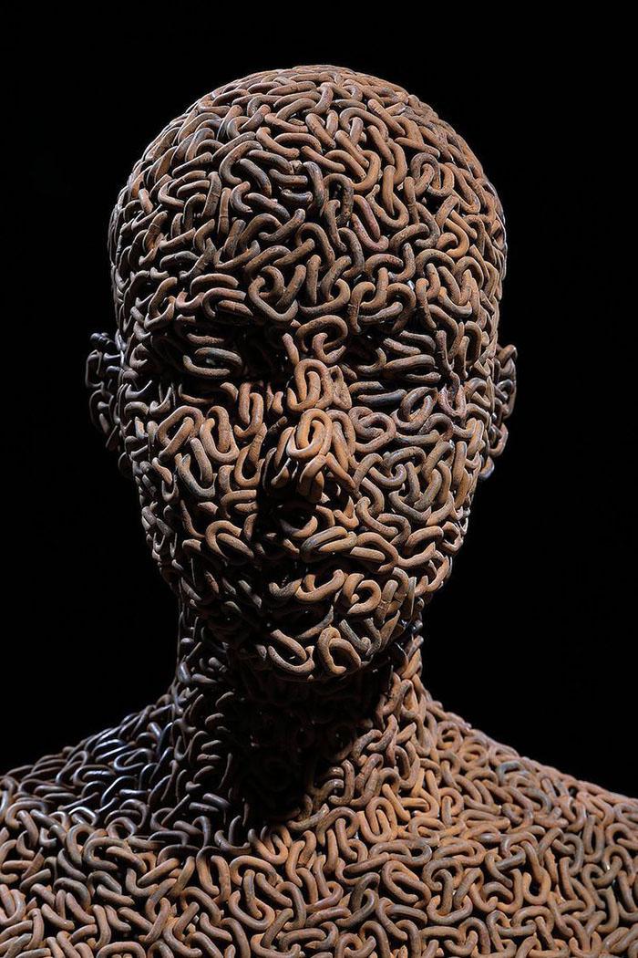 chain art