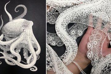 kirie-paper-cutting-art-octopus-masayo-fukuda