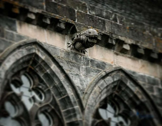 paisley abbey xenomorph