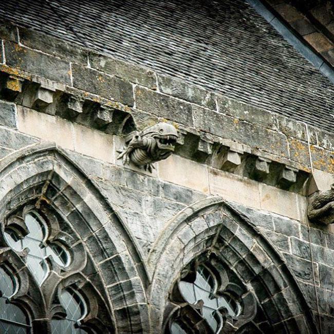 paisley_abbey gargoyle