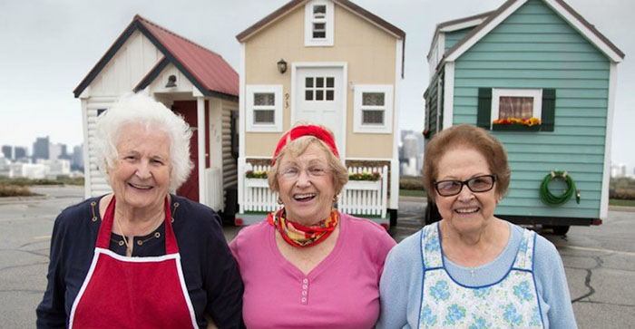 tiny homes for seniors