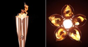 tokyo-cherry-blossom-olympic-torch
