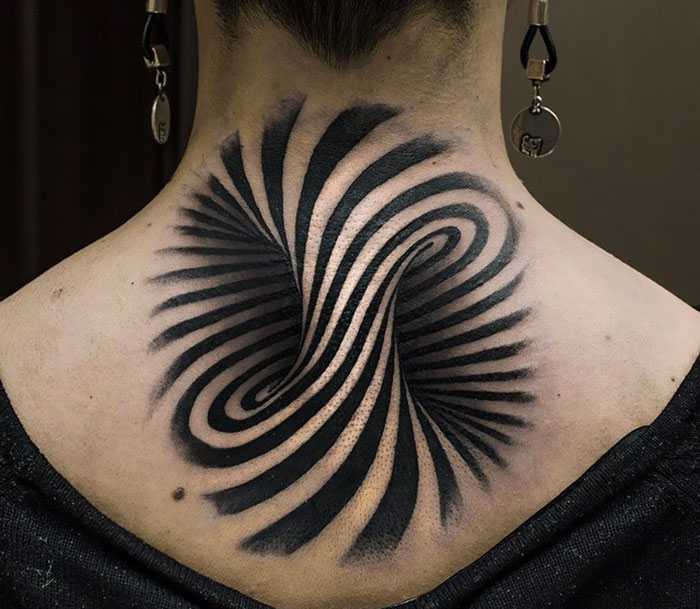 30 Of The Coolest 3D Tattoos That Are Way Too Realistic