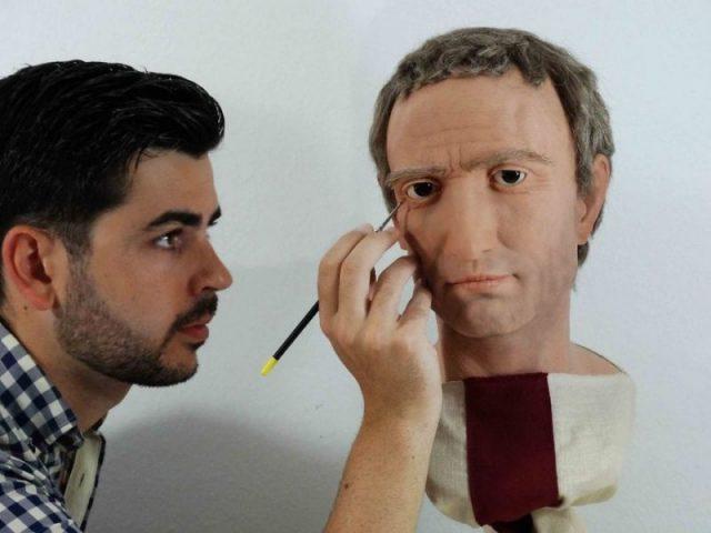 Creating Julius Caesar