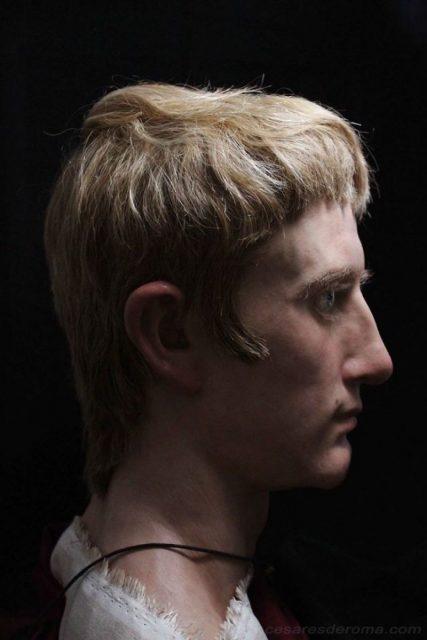 Octavian Augustus sculpture
