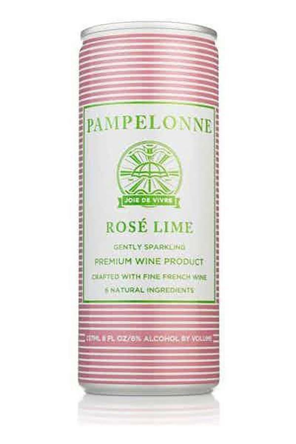 Pampelonne's Rosé Lime