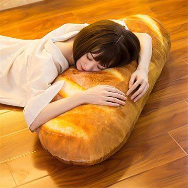 baguette pillows