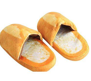baguette slippers